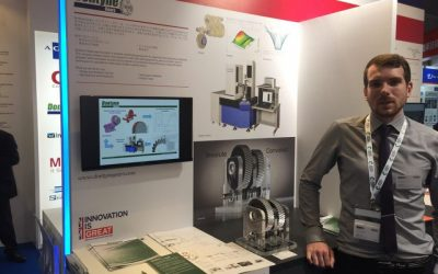 Dontyne Gears at JSAE 2018