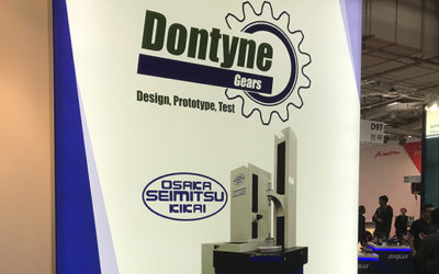 Dontyne exhibits at EMO 2019