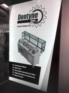 Dontyne Roller Banner